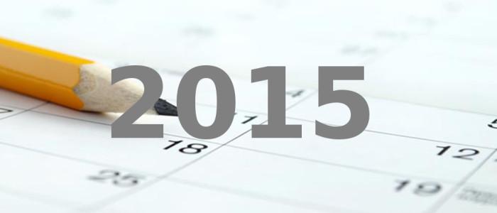 Календарь мероприятий Центра Айкидо Айкикай «Койнобори Додзё» на 2015 год