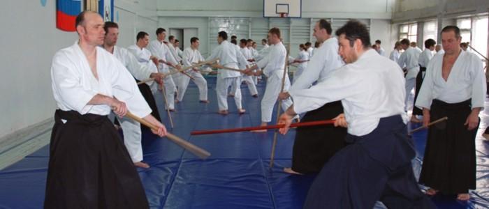 Весенний семинар В. И. Грачёва (6 дан) в Иркутске — 2016