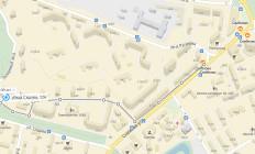 Схема прохода к с/к »Свиблово» от метро »Свиблово»