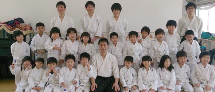 Поздравление с 25-летием от Номура Наоми, 7 дан, Япония
