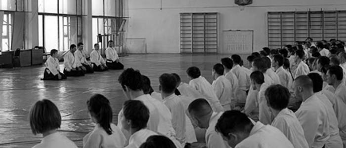 V Межклубный семинар по айкидо Айкикай