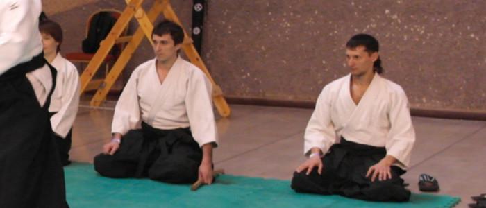 Максим Урбанович: меня зацепила именно традиционная школа айкидо