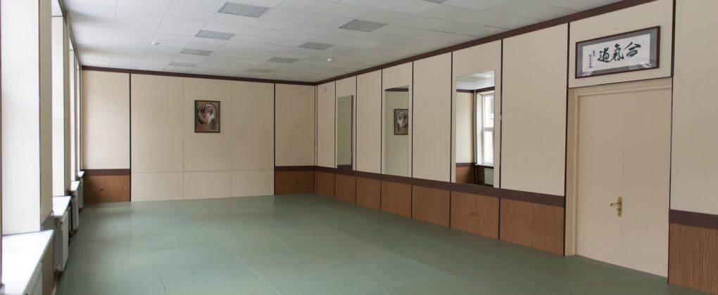 Тренировочный зал