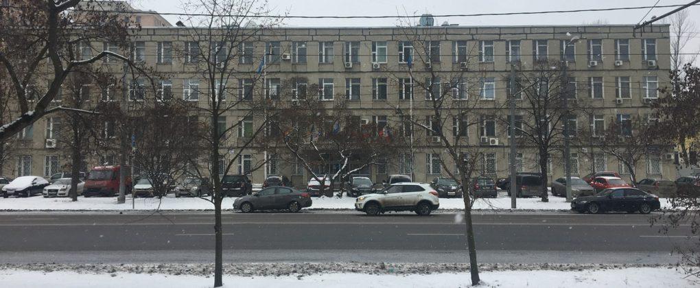 Здание МЦНТИ Куусинена 21Б
