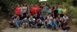 Летний детский лагерь 2018, день 21