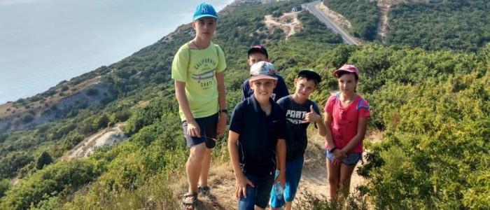 Летний детский лагерь 2018, день 15
