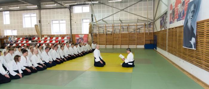 А. Н. Грачёв (5 дан): почему я занимаюсь айкидо в Койнобори Додзё?
