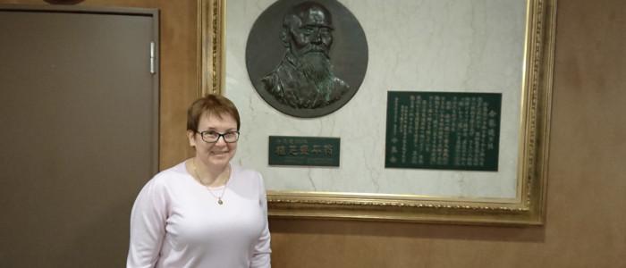 Поздравляем Марину Львовну Карпову с присвоением звания сихана!