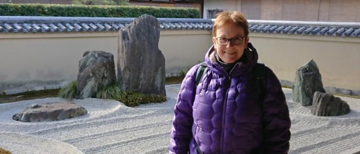 Путевые заметки М.Л.Карповой из Японии: Киото и японские лапшичные