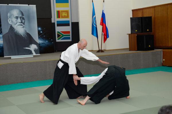 Праздничная тренировка в честь юбилея Койнобори Додзё