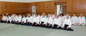 Праздничная тренировка, посвященная 30-летию Койнобори Додзё